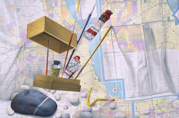 , 'Chicago and Vicinity ,' , Zhou B Haus der Kunst