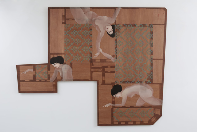 , 'Hussein Pasha,' 2013, Jack Shainman Gallery