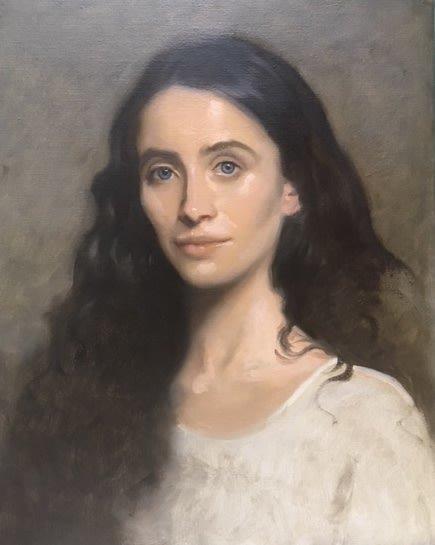 , 'Aisha,' 2018, Dellasposa