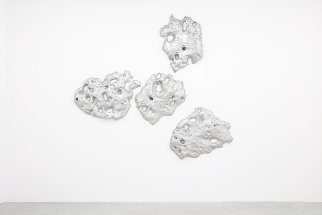 , 'Powder Combat,' 2016, Galerie Nordenhake