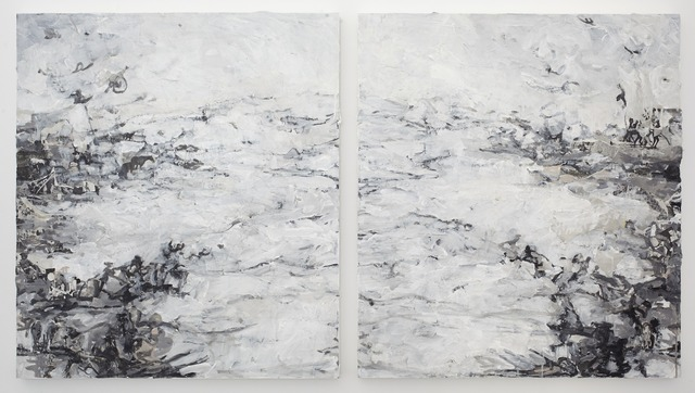 , 'Outdistance,' 2014, Klowden Mann