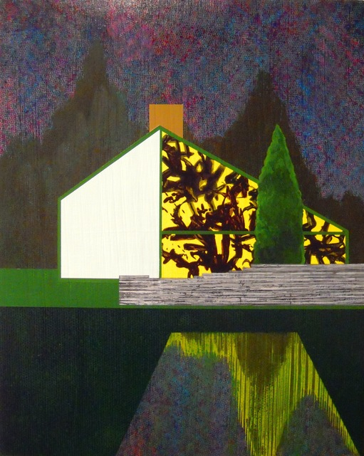 , 'Sheer House,' 2010-2012, Susan Eley Fine Art
