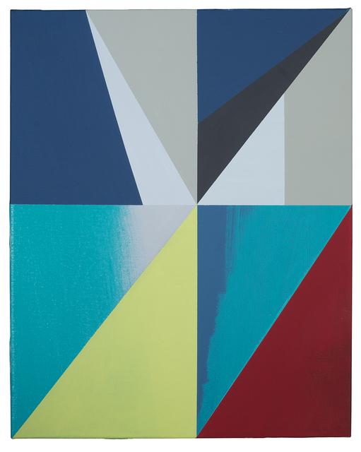 , 'a442 millennial re q,' 2017, Henrique Faria Fine Art