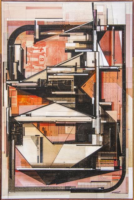 , 'Now Builder Blush ,' 2017, Treason Gallery