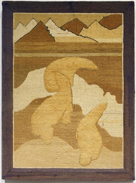 , '3 Polar Bears on Iceberg,' ca. 1936, Edward Thorp Gallery