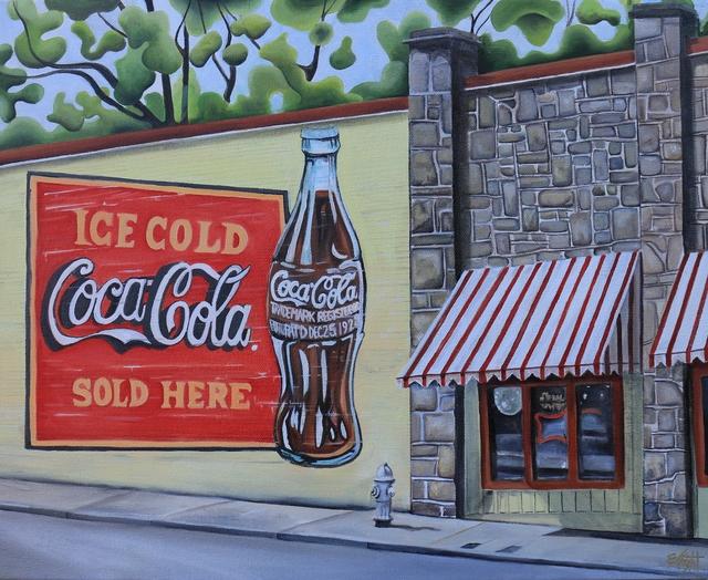 , 'Manuel's Tavern,' ca. 2018, Brickworks Gallery