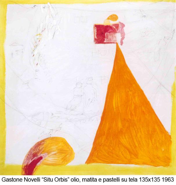 , 'Situ orbis,' 1965, Centro Steccata