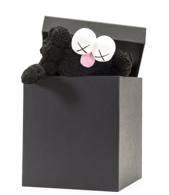 KAWS, 'BFF Companion (Where the end starts)', 2016, Forum Auctions