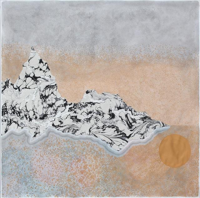 , 'in dreams, 'it escapes me',' 2016, Hosfelt Gallery