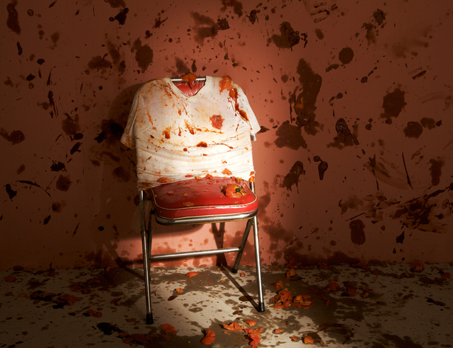 , 'Broken Tomato,' 2009, Leo Xu Projects
