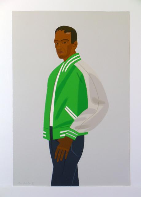 Alex Katz, 'Green Jacket (from Alex & Ada portfolio) ', 1990, Nikola Rukaj Gallery