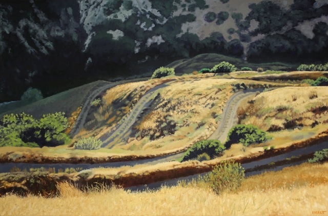 , 'Switch Backs (Granada Hills, CA),' , George Billis Gallery