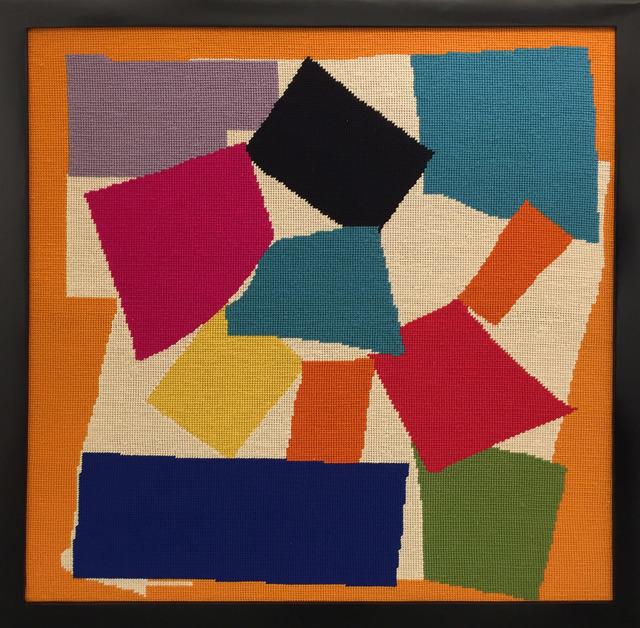 , 'Construtivismo artesanal,' 2015, Silvia Cintra + Box 4