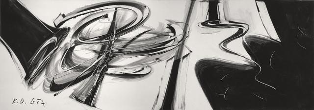 , 'Entwurf für Tuba II,' 1985, Sina Stockebrand Kunsthandel & Beratung