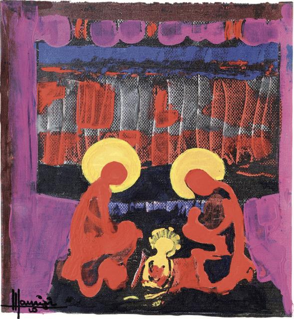 , 'Untitled,' 2010, Bab idDeir Art Gallery