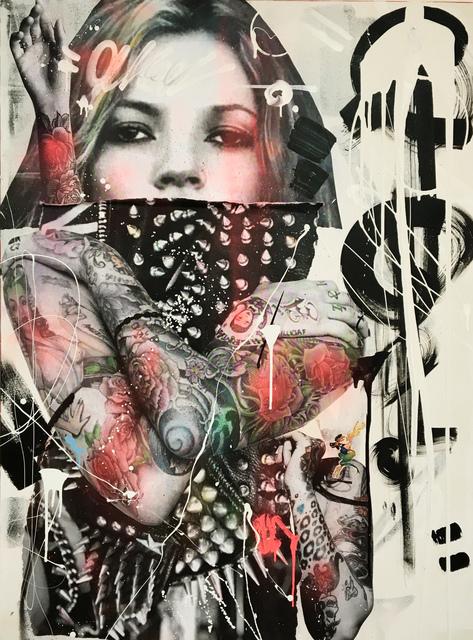 , 'Punk U! Kate Moss,' 2018, NextStreet Gallery