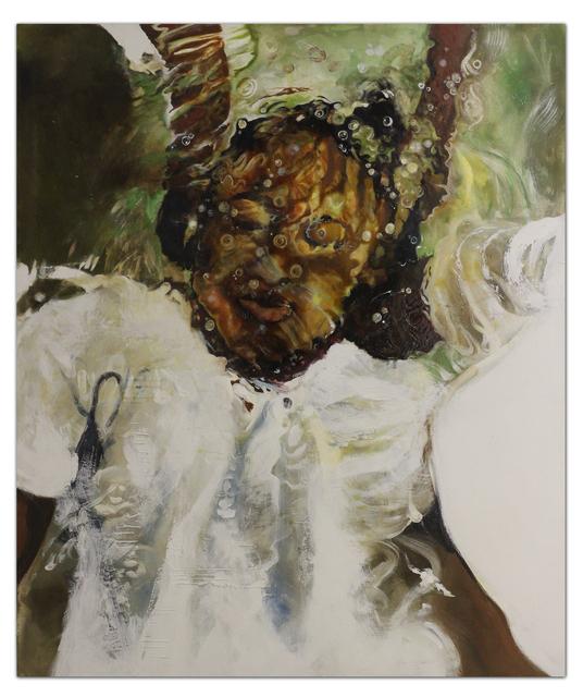 , 'The Baptism,' 2017-2018, ArtAboveReality