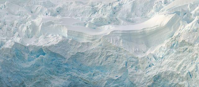 , 'Glacier Front,' 2014, Abbozzo Gallery