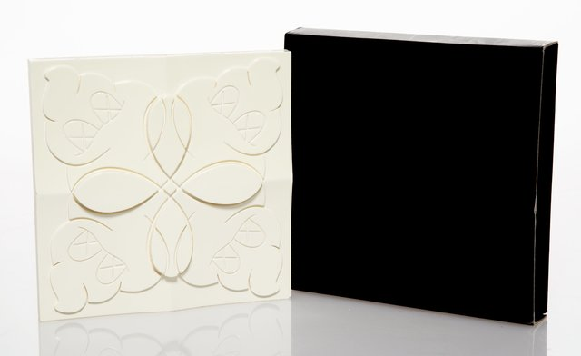 KAWS, 'OriginalFake Store Tile (White)', 2006, Design/Decorative Art, Ceramic tile, Heritage Auctions