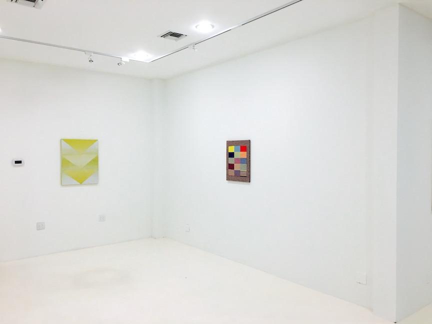 Installation view 5 | Oscillate | Samantha Bittman | C O U N T Y | Palm Beach, FL