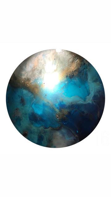 Marina Gadea, 'Blue Mind', 2019, Es Arte Gallery