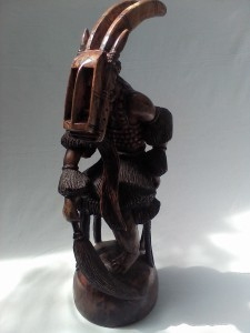 , 'Walu Dancer Dogon,' , Zenith Gallery
