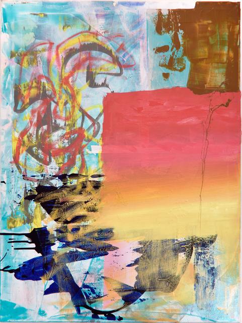 , 'Blizzard Blanket,' 2014, Galerie Kornfeld