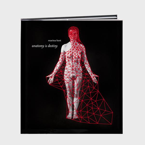 , 'Anatomy Is Destiny,' 2018, Minor Matters Books