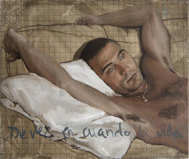 , 'De vez en cuando la vida ,' 2013, Honos Art