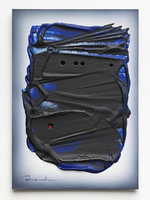 , 'WORK99-dec-d,' 1999, Anne Mosseri-Marlio Galerie
