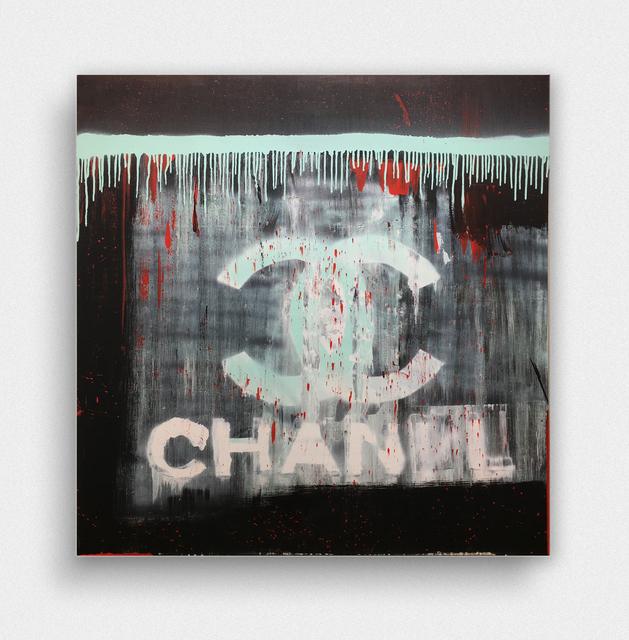 ASI, 'Chanel I (echoes)', 2019, Nikola Rukaj Gallery