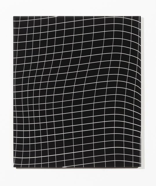 , 'Grid Warp,' 2017, Duane Reed Gallery