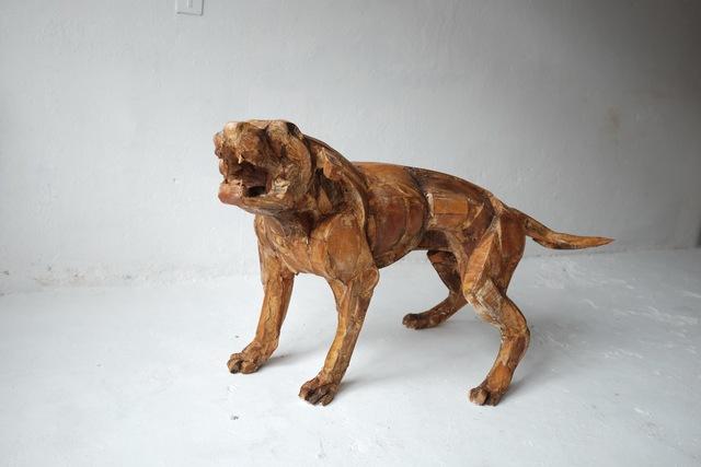 , '10. Life size Rottweiler I ,' 2017, Sladmore Contemporary