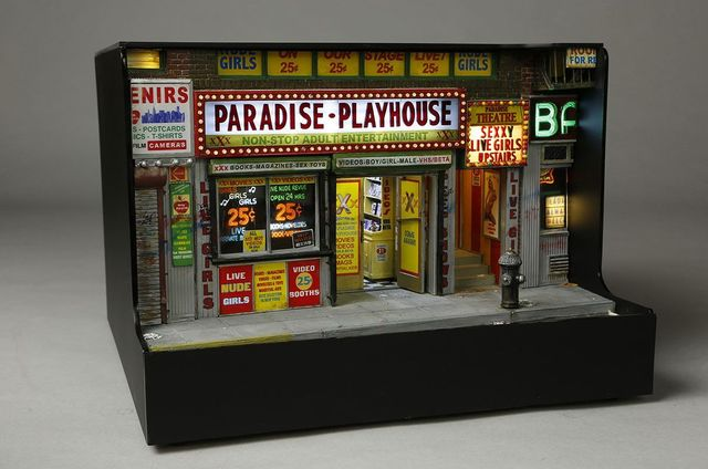 , 'Paradise-Playhouse,' 2014, Hollis Taggart Galleries