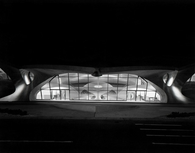 , 'Eero Saarinen, TWA Terminal, New York,' 1962, Danziger Gallery