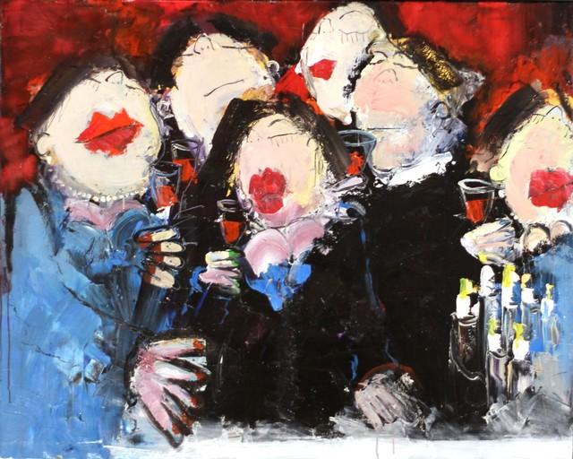 , 'Happy Drinking,' 2014, Artspace Warehouse