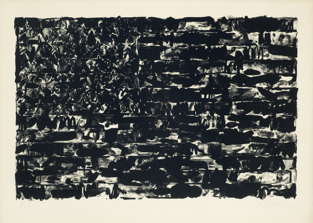 , 'Flag I,' 1960, Schacky Art & Advisory
