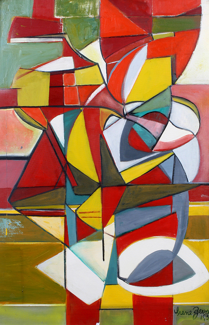 , 'Composition 58,' 1958, Benjaman Gallery Group