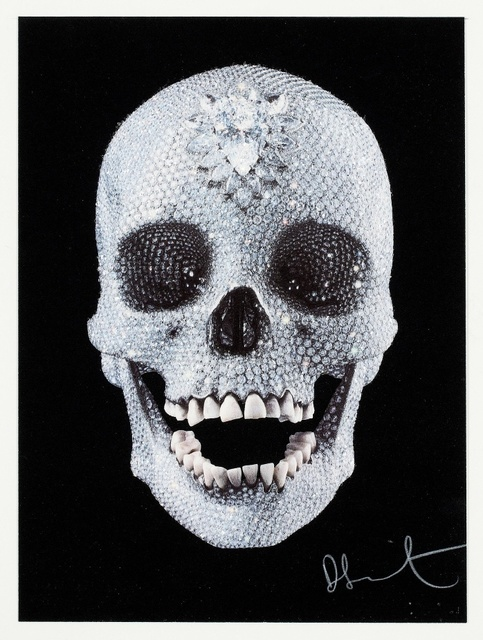 Damien Hirst, 'For the Love of God, Believe', 2007, Forum Auctions