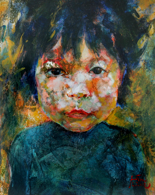 , 'My Daughter 1,' 2012, International Modern Art Gallery