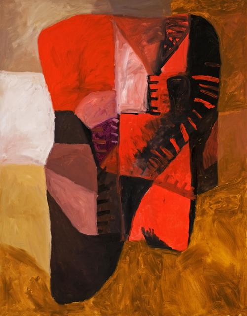 , 'Vermelho,' 2004, Galeria Pilar