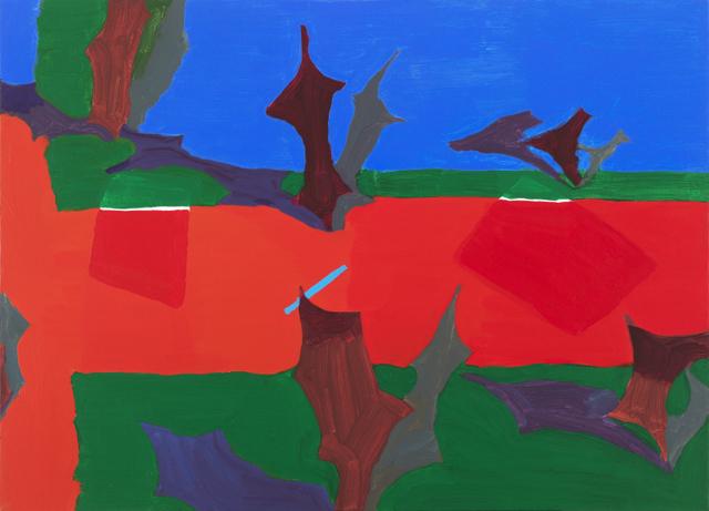 , 'Figures of Winter,' 2018, Hakgojae Gallery