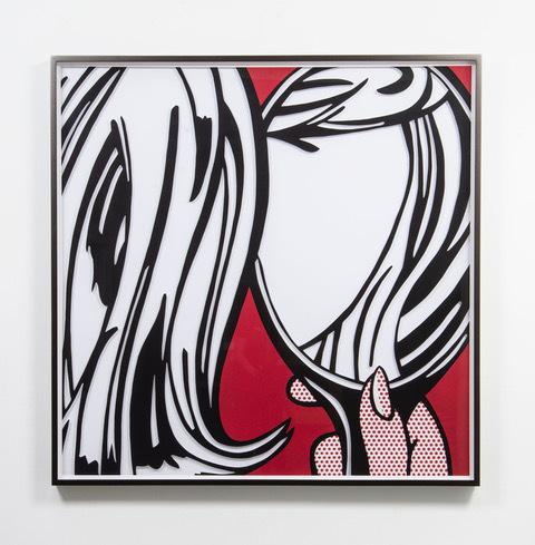 , 'Untitled (Girl in Mirror),' 2018, Galleri Nicolai Wallner