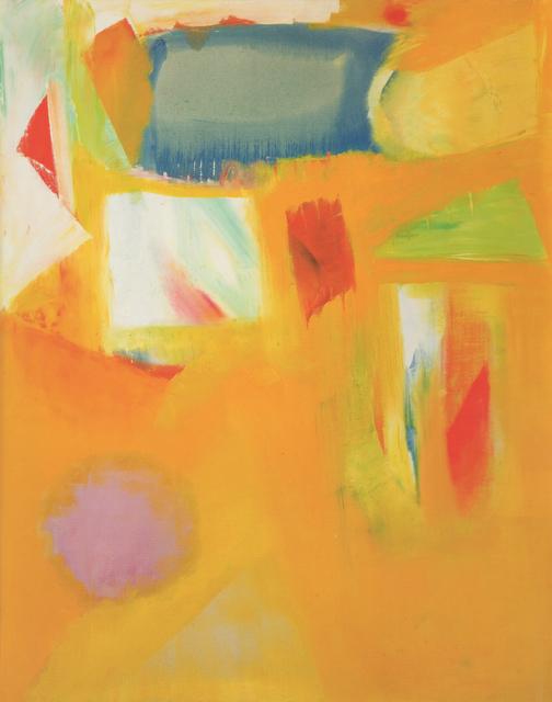 , 'Untitled,' 1963, Caldwell Gallery Hudson