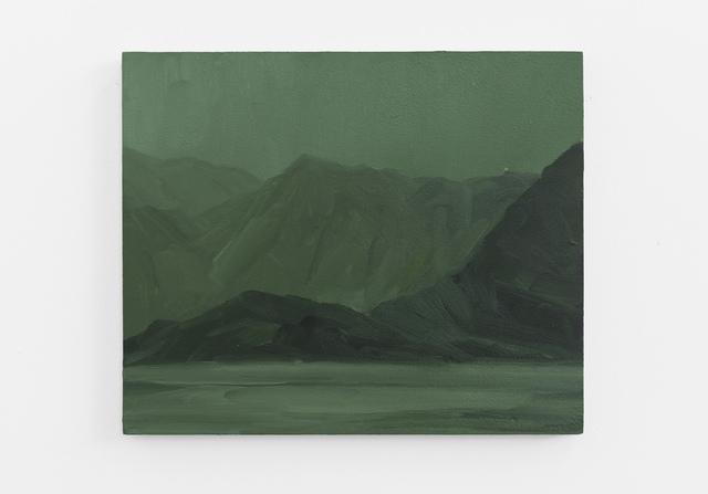 , 'Landfall (Study),' 2016, SMAC ART GALLERY