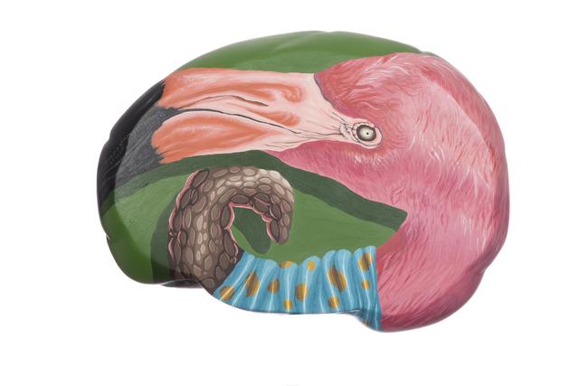 , 'Mental Vacation,' 2018, The Yogen Früz Pinkberry Brain Project