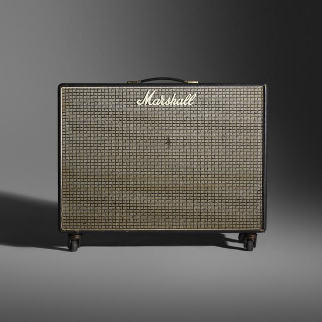 Marshall, 'Bluesbreaker Combo Amplifier', 1971, Wright