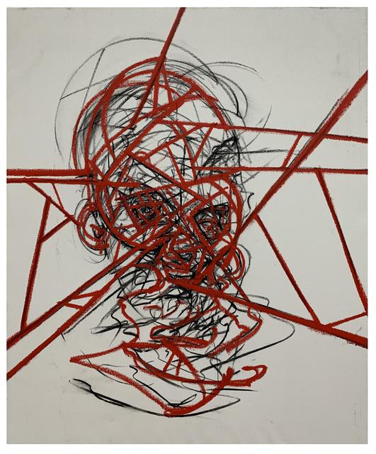 , 'Untitled Drawing,' 2019, Coagula Curatorial