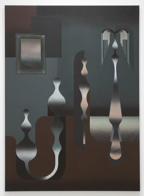 , 'Noche Cairo,' 2018, Haines Gallery