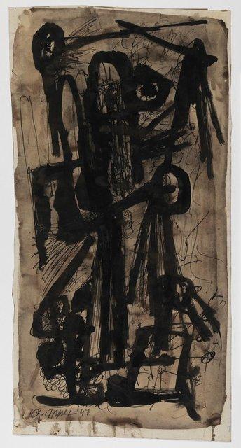 , 'Personage,' 1947, Jahn und Jahn